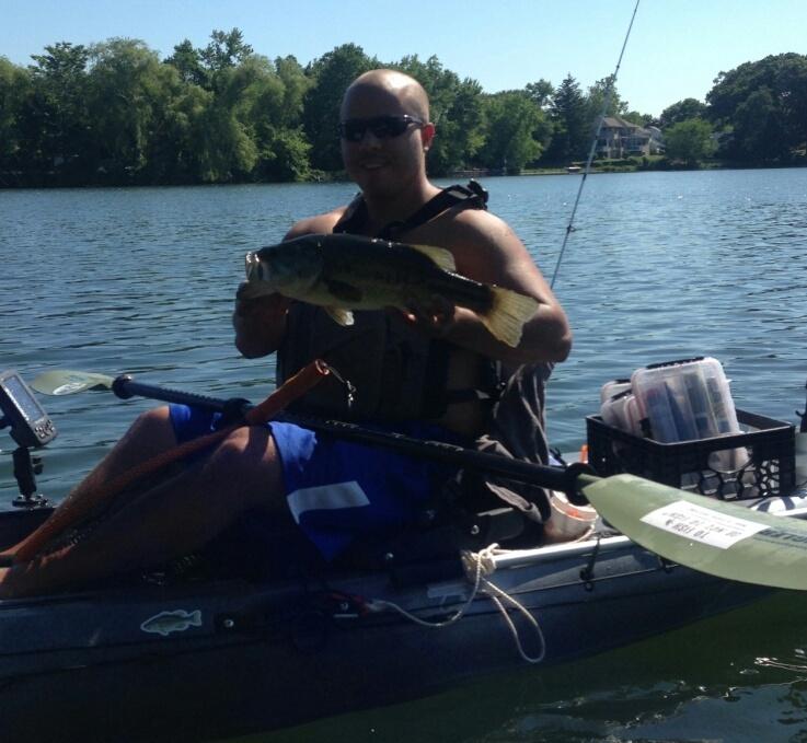 Honey hole Fishing Report - TN Fish Finder
